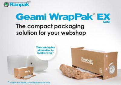 EXBOX-MINI 緩衝紙 紙緩衝 蜂巢紙 易碎品保護 取代氣泡布